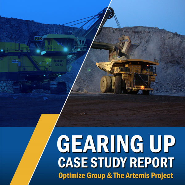 MiHR Gearing Up Case Study Report Profiles Optimize Group and Artemis Project