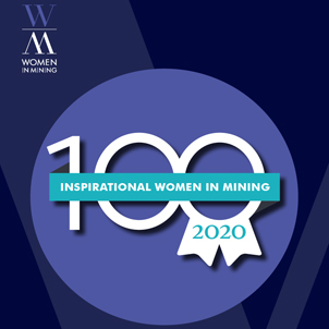 Women in Mining UK has announced the Winners for the 100 Global Inspirational Women in Mining 2020.
