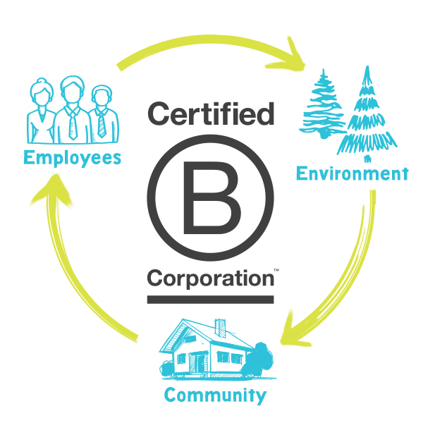 B Corp Infograph